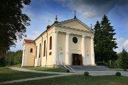 Parafia św. Antoniego Padewskiego w Ugoszczy