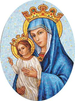 NAJŚWIĘTSZA MARYJA PANNA MATKA KOŚCIOŁA