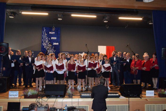 Koncert ,,Pieśń o Wielkiej i Małej Ojczyźnie_Ciechanowiec_21.09.2019