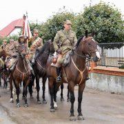 Konna Wyprawa Śladami Pułku 3 Strzelców Konnych_21.09.2019_Hajnówka