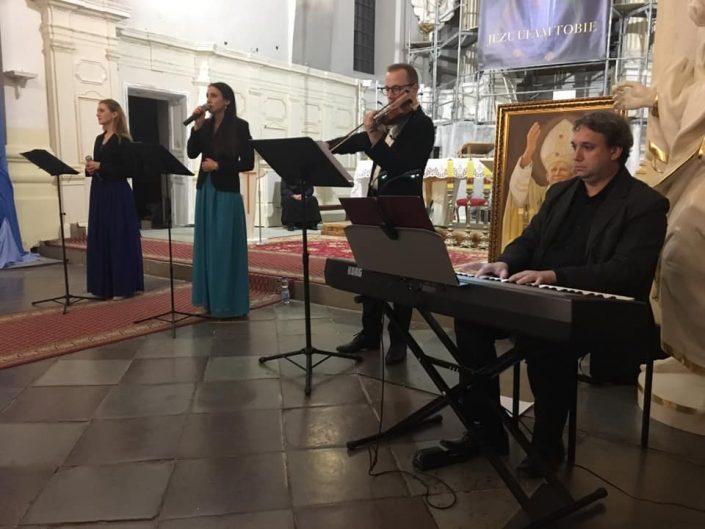 Koncert papieski_Siemiatycze.20.10.2019