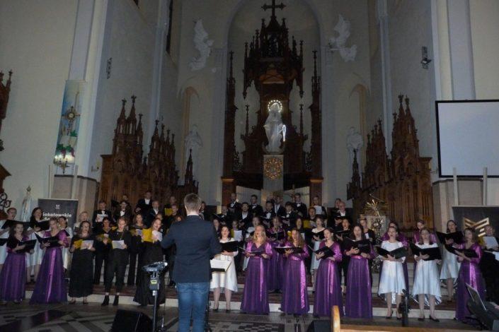 Spotkanie chóralne_Sokołów Podlaski_28-29.09.2019