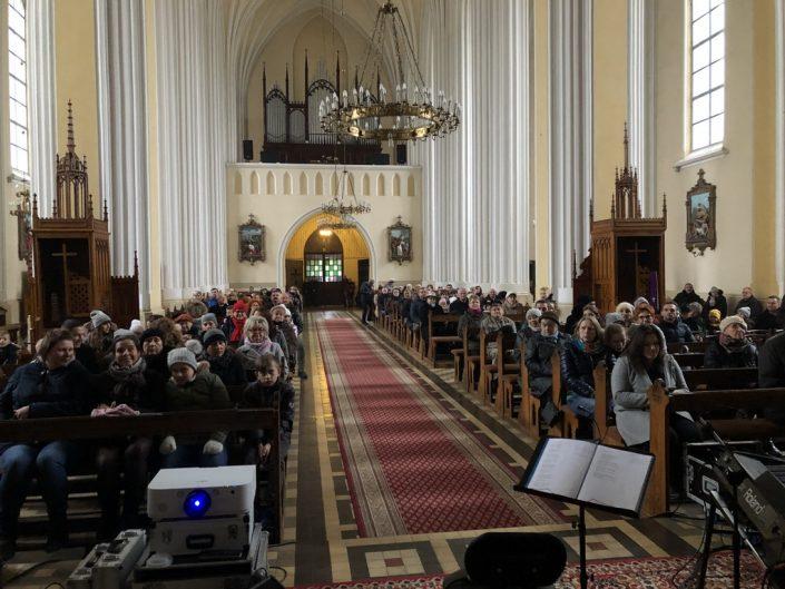 Koncert Olgi Szomańskiej_Kosów Lacki_24.11.2019