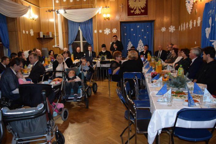 Spotkanie opłatkowe_Baciki Średnie_16.12.2019