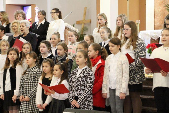 Koncert chóru parafialnego_Sokołów Podlaski_02.02.2020