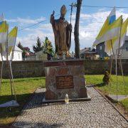 100. rocznica urodzin św. Jana Pawła II_Knychówek_18.05.2020