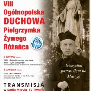 VIII Ogólnopolska Pielgrzymka Duchowa 2020