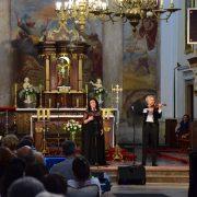 Koncert w 100. rocznicę urodzin św. Jana Pawła II_Węgrów_05.07.2020