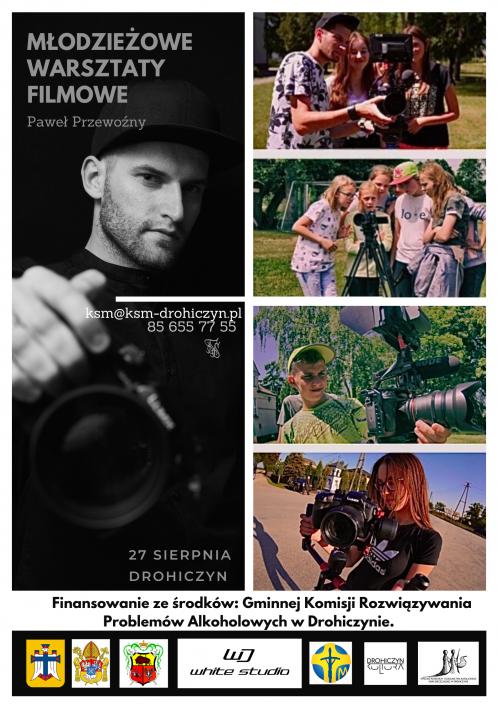Młodzieżowe Warsztaty Filmowe