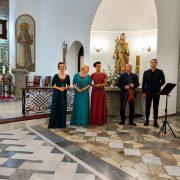 Koncert grupy teatralno-artystycznej_Hajnówka_16.08.2020