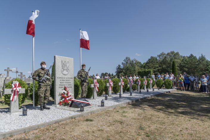 Obchody 100. rocznicy Bitwy Warszawskiej_16.08.2020_Niemirów