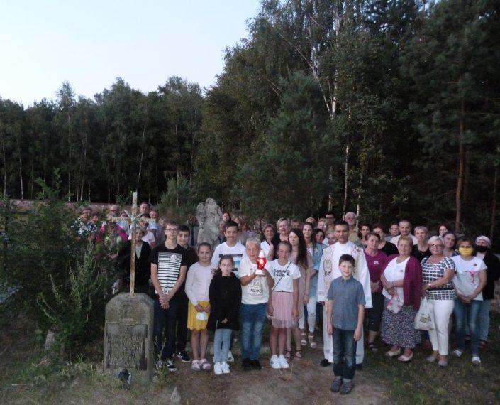 Spotkanie religijno-patriotyczne_Zembrów_7.08.2020
