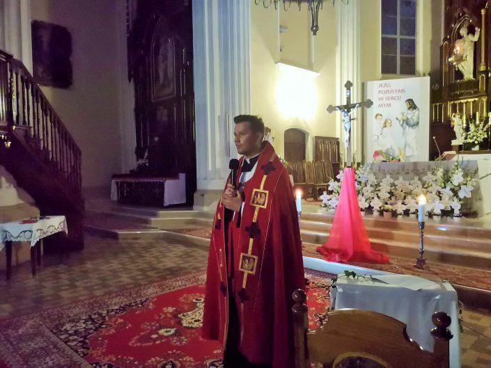 Święto Podwyższenia Krzyża Świętego_Kosów Lacki_14.09.2020