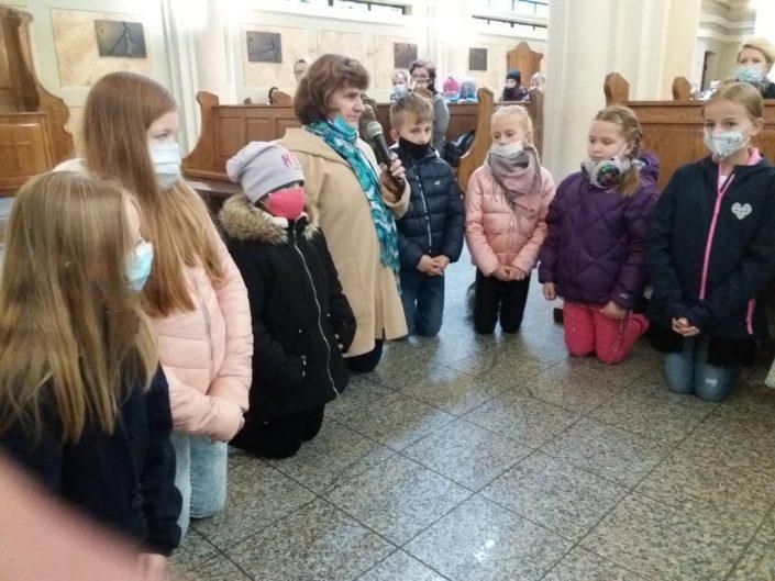 Milion dzieci modli się na różańcu_Siemiatycze
