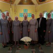50-lecie ślubów zakonnych s. Marii_Nurzec Stacja_27.09.2020
