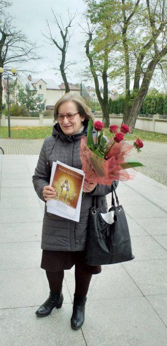 Imieniny Pani Renaty Przewoźnik, diecezjalnej moderator KŻR