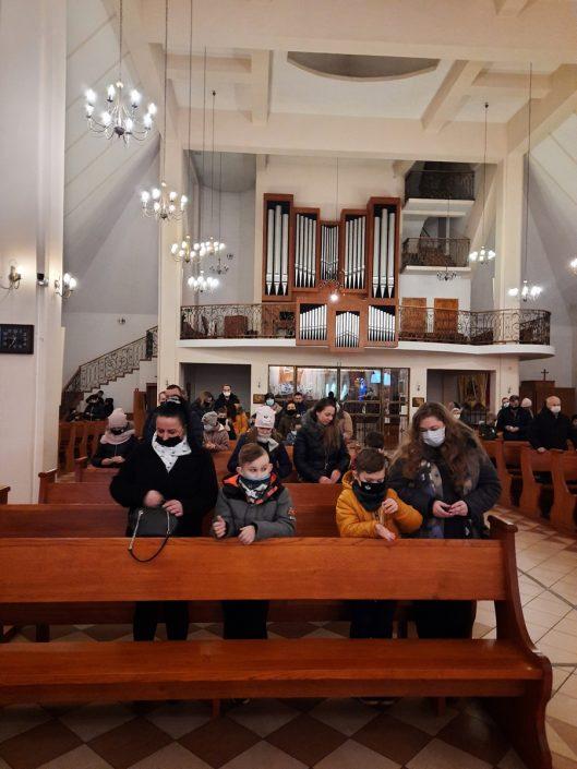 Poświęcenie medalików_Sokołów Podlaski_8.12.2020