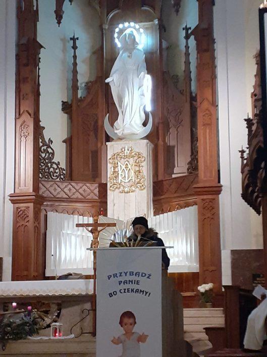 Uroczystość Niepokalanego Poczęcia Najświętszej Maryi Panny_Sokołów Podlaski_8.12.2020