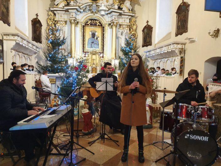 Koncert kolęd i pastorałek_Knychówek_24.01.2021