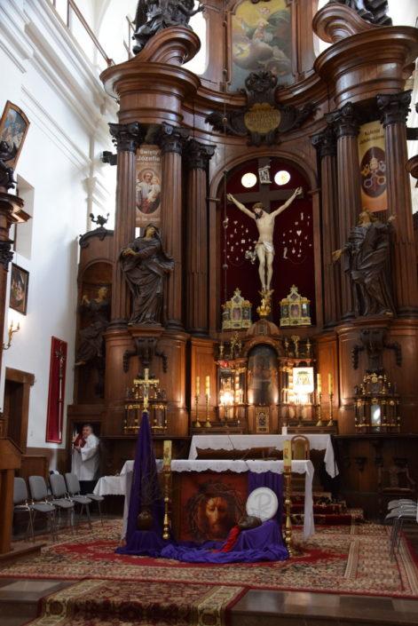 Diecezjalna uroczystość ku czci św. Józefa_Boćki_19.03.2021