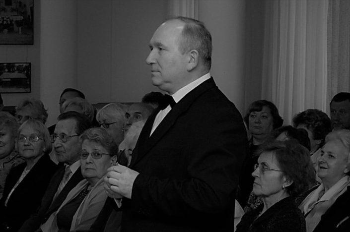 Śp. Janusz Wilgodzki