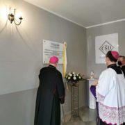 Erygowanie Drogi Krzyżowej i uczczenie św. Jana Pawła II_Caritas_Sokołów Podlaski_31.03.2021