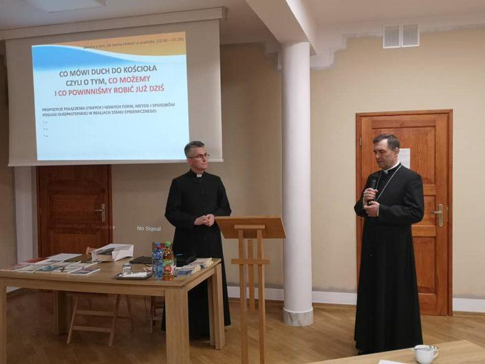 Warsztaty kapłanów_Drohiczyn_23-24.04.2021