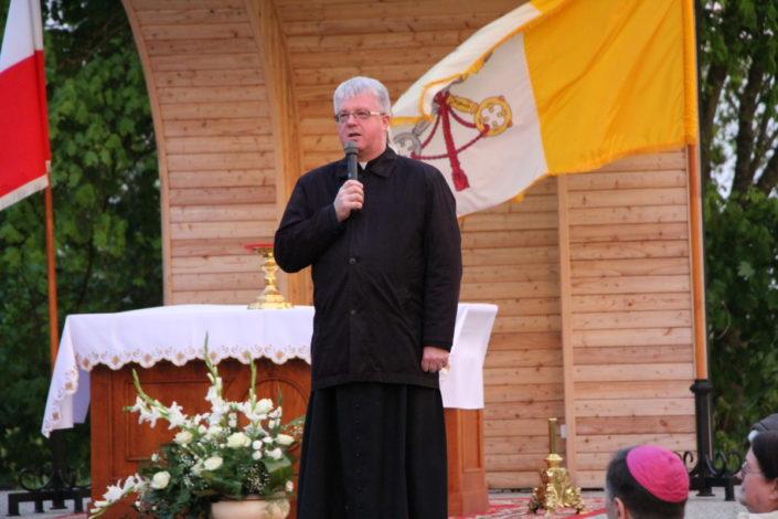 101. rocznica urodzin św. Jana Pawła II_Drohiczyn_18.05.2021