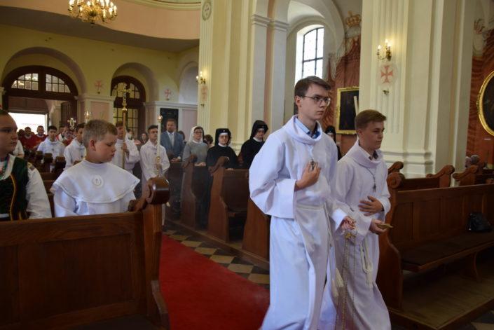 Msza św. imieninowa ks. bpa Piotra Sawczuka_Drohiczyn_29.06.2021