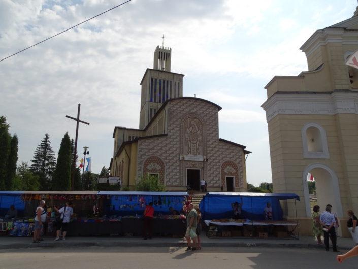 Odpust św. Anny_Pielgrzymka Rodzin i Małżeństw_Prostyń_25.07.2021