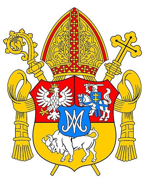 Herb diecezji drohiczyńskiej