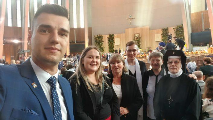 Beatyfikacja kard. Stefana Wyszyńskiego i Matki Czackiej_Warszawa_12.09