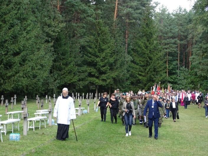 Uroczystość patriotyczno-religijna w Treblince_4.09.2021