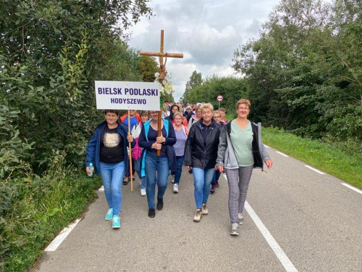 Pielgrzymka do Hodyszewa_28.08.2021